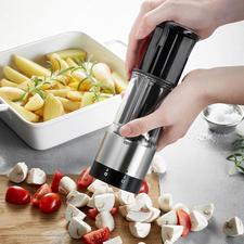 Gemüse-/Obstschneider Flexicut - Gemüse und Obst perfekt vierteln oder achteln. Schnell und einfach wie nie.