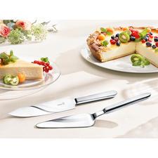 Tortenbesteck - Schneidet und serviert Torten und Kuchen aller Art: sauber und stilvoll.