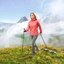 Berghaus Hyper 140 Damenjacke - Ultraleicht. Absolut wasserdicht. Extrem atmungsaktiv. Ideal für den Bergsport, beim Laufen, Radfahren, ...