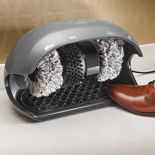 Caso Schuhputzmaschine - Jeden Tag: saubere Schuhe wie von Hand gepflegt. In Sekunden.