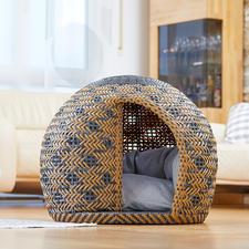 Bellfugio® Tierhaus - Endlich ein stress- und strahlungsfreier Rückzugsort für Hund und Katze.