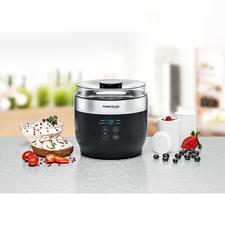 Joghurt-/Frischkäse-Automat JG 80 - Der bessere Joghurt-Automat: mit präzisem Temperatursensor und XL-Joghurt-Behälter.