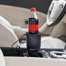 Kfz-Dosen-/Flaschenkühler - Jetzt genießen Sie auch unterwegs perfekt gekühlte Getränke.