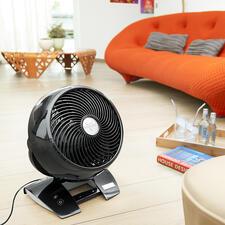 Vornado®6303DC - Amerikas Erfolgsventilator – kraftvoll, leise und komfortabel. Jetzt mit 99 (!) Geschwindigkeitsstufen, Timer und Fernbedienung.