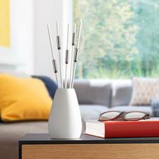 Geruchskiller-Sticks, 5er-Set - Perfekt gegen Tabakrauch, Küchengerüche, Plastikdünste, ...
