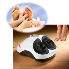 Fuß-Reflexzonen-Massagegerät - Nur selten kombiniert: Shiatsu- und Air-Massage sowie Wärmefunktion in einem professionellen Gerät.