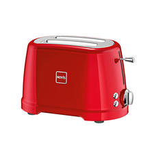 Toaster Iconic T2, Rot