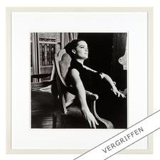 Will McBride – Romy Paris64 - Will McBride, Star der deutschen Fotografie-Geschichte, präsentiert seine erste Edition: Romy Schneider auf hochwertigem Baryt.