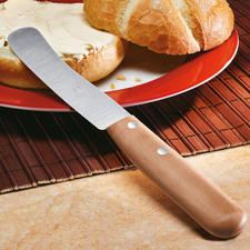 """""""Buckelsklinge"""", Frühstücksmesser - Unverbesserbar seit über 130 Jahren. Aus rostfreiem Stahl, in reiner Handarbeit gefertigt."""