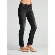Silver® Jersey-Jeans, Anthrazit - Authentische Jeans-Optik. Aber mit Yoga-Pants-Feeling. Selten gut gelungen bei Silver®, Kanada.