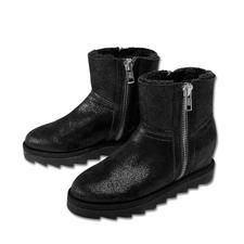 Ash Lammfell-Booties - 100 % modisch. 100 % wintertauglich. Die Lammfellboots von Ash.