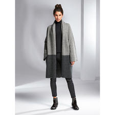Zadig & Voltaire Oversize-Cardigan - Up to date in Form, in Farbe. Luxuriös im Material: Der Oversize-Cardigan von Zadig & Voltaire.