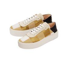 Pinko Mule-Sneakers - 1 Sneaker – 2 Tragevarianten – 4 Trends: Der Mule-Sneaker vom italienischen In-Label Pinko.
