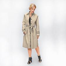 Strenesse Couture-Trench - Der Trenchcoat mit Couture-Charakter: bei Strenesse zu einem sehr erschwinglichen Preis.