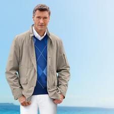 """City-/Freizeitjacke """"Dressy Protection"""" - Schick wie eine City-Jacke. Wettertauglich wie eine Funktionsjacke."""
