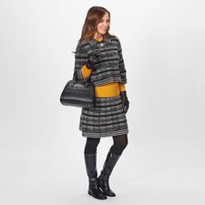 D`Exterior Couture-Jacke oder -Rock - Das unvergängliche Couture-Kostüm – gestrickt und modisch aktualisiert vom italienischen Luxus-Label D`Exterior.
