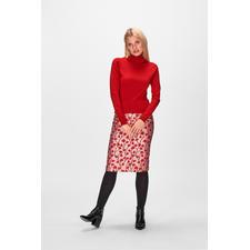 Be Blumarine Blüten-Bleistiftrock - Bei Be Blumarine wird das Klassiker-Key-Piece der Hauptkollektion zum angesagten High-Fashion-Item.