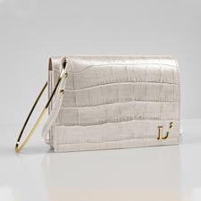 L`Autre Chose Kroko-Ring-Bag - Taschen-Trends Ring-Bag und Kroko-Optik: bei L`Autre Chose aus Echtleder und made in Italy – für unter 500,- €.