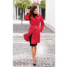 Knirps® Regen-Trenchcoat, Damen - Selten ist praktischer Nutzen so schick: der Trenchcoat vom Wetterschutz-Spezialisten Knirps®.