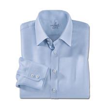 van Laack Panama-Businesshemd - So anzugfein ist luftiger Panama nur selten. Meisterlich verarbeitet von Hemdenspezialist van Laack.