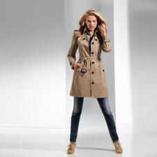 DAKS Trenchcoat - Mode-Comeback Trenchcoat: Das Original von DAKS ist eine Investition fürs Leben.