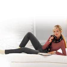 Raphaela by Brax Premium-Jeggings - Die elegante Alternative zu Jeggings. Perfekter Sitz, ohne ausgebeulte Knie. Vom Hosenspezialisten Raphaela by Brax.
