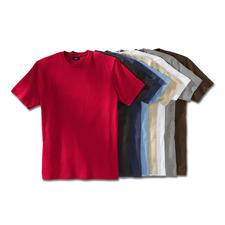 Das 155 g-Ragman für Herren und Kinder - Ihr wichtigstes T-Shirt: Südamerikanische Baumwolle. 155 g/qm. Das seltene von Ragman.