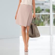 """Seductive Business-Rock """"Fashion Star"""" - Nach einem solchen Rock sucht eigentlich jede Frau. Elegant. Business-korrekt. Und doch modisch hochaktuell."""