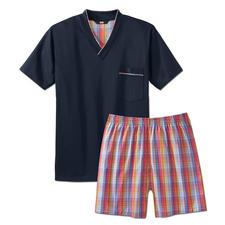 Lieblings-Pyjama No. 22 - Ihr Lieblings-Pyjama – nur 59,– €? Reine Baumwolle, sauber verarbeitet, made in Germany.