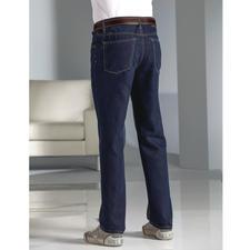 Hiltl Seiden-Jeans - Veredelt mit Seide: die sommerleichte Luxus-Jeans. Glatter. Weicher. Luftiger. Salonfähiger. Von Hiltl.
