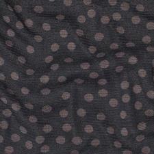 Schwarz/Grau gepunktet
