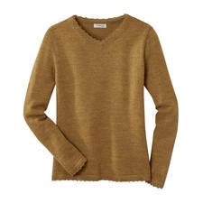 Alpaka-Reisepullover Damen - Ihr wichtigster Reisebegleiter: ein 200 g-Pullover?