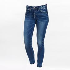 """Silver Skinny-Jeans """"Suki"""" - Die original Silver Jeans aus Kanada: Perfekter Sitz. Unverwechselbarer Stil."""