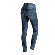 Silver Skinny-Jeans Suki - Die original Silver Jeans aus Kanada: Perfekter Sitz. Unverwechselbarer Stil.