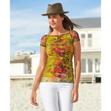 Fuzzi Koffer-Shirt - Ultraleicht. Unkompliziert. Und elegant wie eine Bluse.