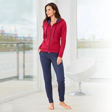 Pima Cotton Homesuit - Der unvergleichlich weiche Homesuit aus handgepflückter peruanischer Pima-Cotton.