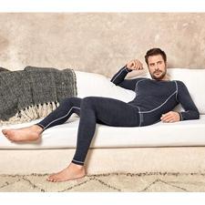 Skiny Active-Wool-Wäsche - Active-Wool: weich, kratzfrei und nie zu warm. Die perfekte Wäsche für jeden Tag und fürs ganze Jahr.