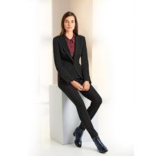 Anzug-Hose und Anzug-Blazer