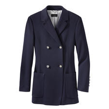 Strenesse Caban-Long-Blazer - Sportiver Klassiker und elegantes Mode-Highlight zugleich.
