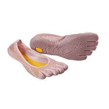 FiveFingers®-Schuhe, Rosé - So gesund und entspannend wie Barfußlaufen, aber ohne Verletzungen und schmutzige Füße. Ultraleicht und flexibel.