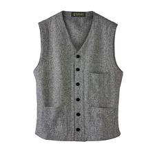 Hollington Seiden-Tweed-Weste - Die sommerleichte Variante der echten Hollington-Weste: Legendäres Design. Luxuriöser Seiden-Tweed.