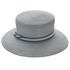 Mayser Bortenhut - Endlich ein knautschbarer, koffertauglicher Sommerhut. Bortengenäht aus robusten Leinen- und Hanf-Fasern.