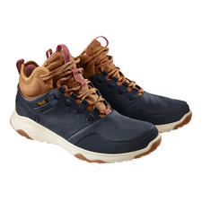 Teva® Wasserdicht-Ledersneaker - Der modisch-schicke Ledersneaker: Leicht und atmungsaktiv wie ein Wanderschuh. Wasserdicht wie ein Gummistiefel.