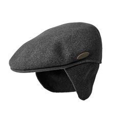 Kangol® Ohrenwärmer-Schiebermütze - Im Trend: Schiebermützen. Hier das Kangol®-Original von 1954. Aus gewaschener Wolle.