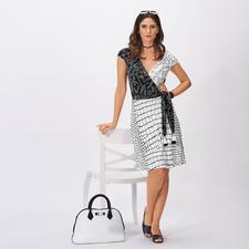 cavalli CLASS Koffer-Kleid - Das unkomplizierte Designerkleid für den Alltag und die Reise.