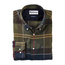 Barbour Light-Flanell-Tartanhemd - Das unvergleichlich leichte Flanellhemd mit dem unverkennbaren Barbour House-Tartan.
