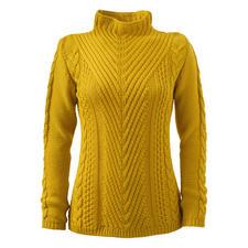 Peregrine Mustermix-Pullover - Selten vereint ein Pullover so viele spannende Strukturen.
