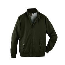 Harrington-Wachsjacke - Kult-Klassiker Harrington-Jacke – jetzt aus wetterfest gewachster Baumwolle.