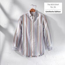 The BDO-Shirt, Limited Edition No. 56 - Entdecken Sie einen guten alten Freund. Und vergessen Sie, dass ein Hemd gebügelt werden muss.