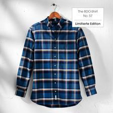 The BDO-Shirt, Limited Edition No. 57 - Das lässige BDO-Shirt aus luftig-feinem Oxfordgewebe.